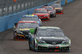 Denny Hamlin, Joe Gibbs Toyota, Phoenix NASCAR Sprint Cup 2012