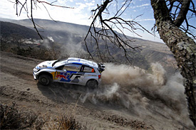 Sebastien Ogier, VW