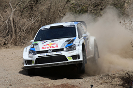 Jari-Matti Latvala, VW, Mexico 2013