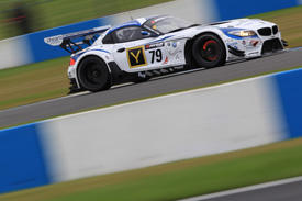 Ecosse BMW, Donington Park British GT 2012