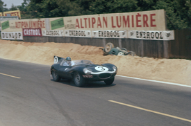 Ecurie Ecosse Jaguar, Le Mans 1957
