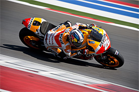 Dani Pedrosa, Honda