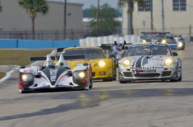 Pickett HPD, Sebring 2013