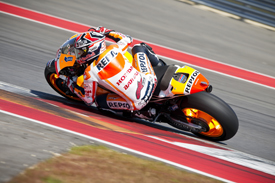 Marc Marquez, Honda, Austin MotoGP test March 2013