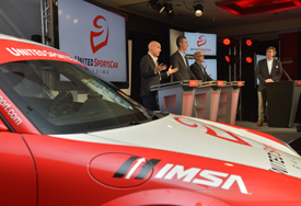 United SportsCar announcement