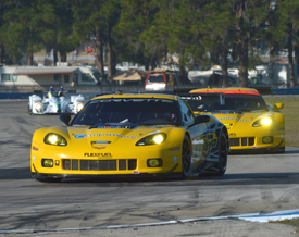 Corvette, Sebring 12 Hours 2013