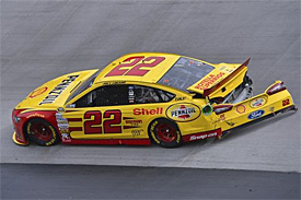 Joey Logano, Bristol