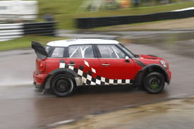 Rallycross Mini Liam Doran Lydden 2013