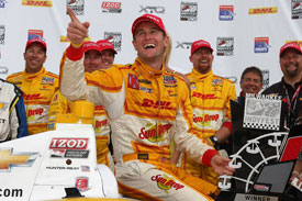 Ryan Hunter-Reay IndyCar