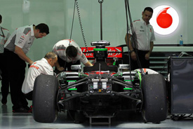 McLaren still seeking answers over car