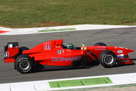 Robert Visiou Ghinzani Auto GP Monza 2013