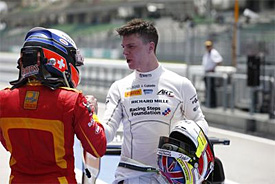 Leimer wins GP2 opener at Sepang