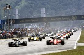 Rio F1 start 1984