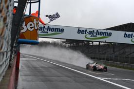 Kimiya Sato wins Monza Auto GP