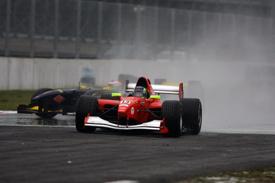 Robert Visoiu, Ghinzani, Monza Auto GP 2013