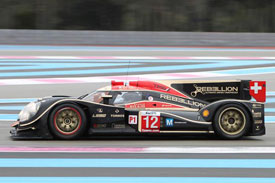 Rebellion Racing 2013 WEC testing