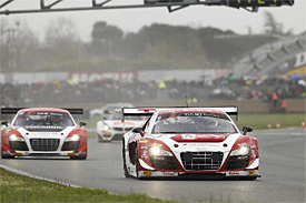 WRT Audi secures one-two at Nogaro