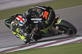 Bradley Smith, Tech 3 Yamaha, Qatar MotoGP 2013