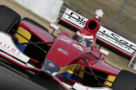 Carlos Munoz, Andretti, Barber Indy Lights 2013
