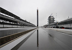 Indy 500 orientation postponed