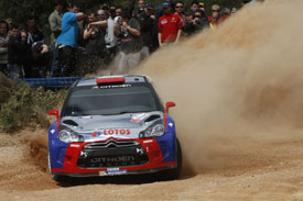 Robert Kubica Rally of Portugal 2013 WRC