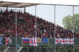 Fans to get free event at Silverstone