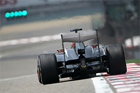 Sauber not expecting quick turnaround