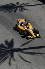 Ryan Hunter-Reay, Andretti, Long Beach IndyCar 2013