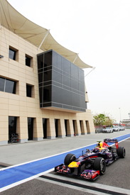Mark Webber, Red Bull, Bahrain GP 2013, Sakhir