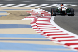 Paul di Resta, Force India, Bahrain GP 2013, Sakhir