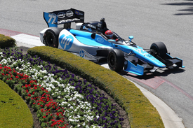 Simon Pagenaud, Schmidt, Long Beach IndyCar 2013
