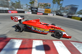 Carlos Munoz, Andretti, Long Beach Indy Lights 2013