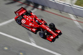 Dario Franchitti, Ganassi, Long Beach IndyCar 2013