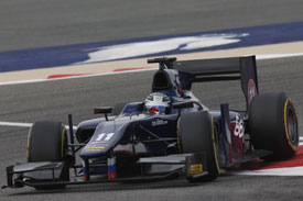 Sam Bird GP2 Bahrain 2013