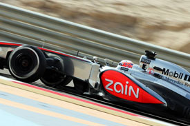 Jenson Button F1 2013