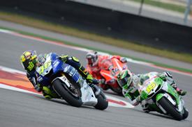Valentino Rossi, Yamaha, Austin MotoGP 2013