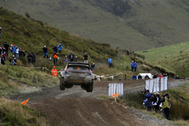 Matthew Wilson, M-Sport Ford, Rally GB 2012