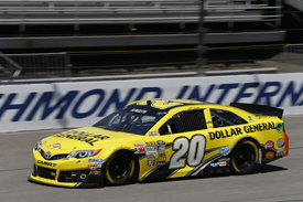 Matt Kenseth, Joe Gibbs Toyota, Richmond NASCAR 2013