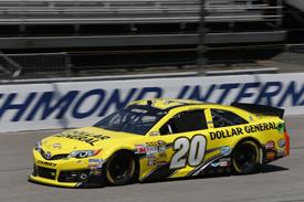 Matt Kenseth, Joe Gibbs Toyota, Richmond NASCAR 2013