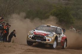 Dani Sordo, Citroen, Argentina WRC 2013