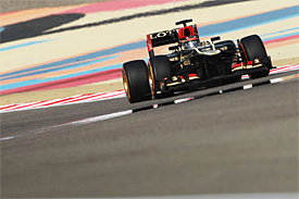 Raikkonen says Lotus needs to catch up