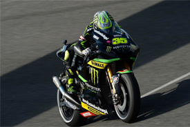 Crutchlow fastest in third practice