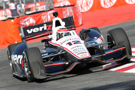 Will Power, Penske, Sao Paulo IndyCar 2013
