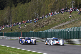Toyota and Audi, Spa WEC 2013