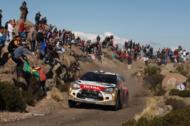 Sebastien Loeb, Citroen, Argentina WRC 2013