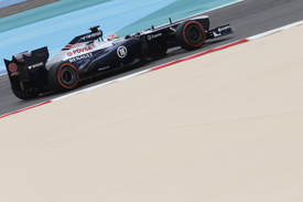 Pastor Maldonado, Williams, Bahrain GP 2013