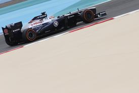 Pastor Maldonado, Williams, Bahrain GP 2013