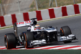 Pastor Maldonado, Williams, Spanish GP 2013, Barcelona