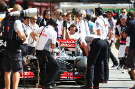Jenson Button, McLaren, Spanish GP 2013, Barcelona