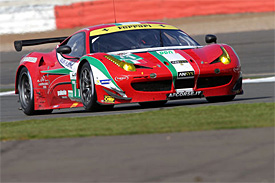 AF Corse to contest Asian series